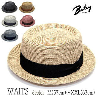 "Hat United States ""Bailey (Bailey)"" blade pork pie <WAITS> [hat ant of the big size]"