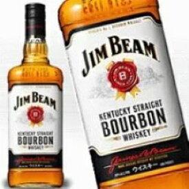 ジムビーム ホワイト 1000ml 40度 正規輸入品 (JIM BEAM) キングサイズ バーボン ウイスキー バーボンウイスキーkawahc 父の日ギフト お誕生日プレゼント にオススメ