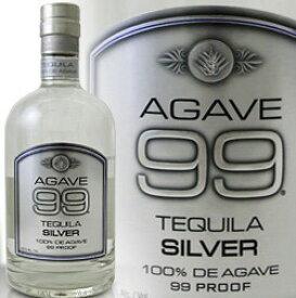 アガヴェ (アガベ) 99 シルヴァー (シルバー) テキーラ 750ml 49.5度 (AGAVE 99 AGAVE 99 SILVER) ウィスキー kawahc