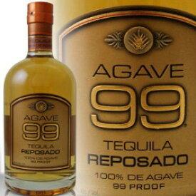 アガヴェ (アガベ) 99 レポサド テキーラ 750ml 49.5度 (AGAVE 99 AGAVE 99 REPOSADO) ウィスキー kawahc