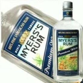 マイヤーズ プラチナ ホワイト ラム 700ml 40度 正規輸入品 Myers`s Rum 100% Fine Jamaican Rum ジャマイカ産ラム kawahc 御中元 saleセール お中元 早割 セール価格 決算 アルコール お取り寄せグルメ