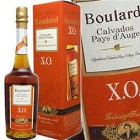 ブラー XO 700ml 40度 箱付 Boulard X.O.カルヴァドス Calvados リンゴのブランデー カルバドス 林檎のお酒 Pays d'Auge kawahc 父の日ギフト お誕生日プレゼント にオススメ