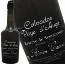 アドリアン・カミュ セマインヴィーユ 700ml 41度 25〜30年熟成をブレンド Calvados Adrien Camut カルバドスブランデー カルヴァドス kawahc