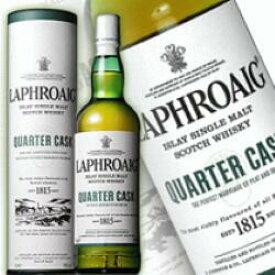 ラフロイグ クォーターカスク 700ml 48度 箱付Laphroaig Quarter Cask Non-Chill Filtered アイラモルト シングルモルト アイラウイスキーウヰスキーウィスキー IslayMalt SingleMalt Scotch Whisky kawahc 父の日ギフト お誕生日プレゼント にオススメ