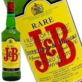 J&B レア 700ml 40度 正規 (J&B Rare Old Scotch Whiskies) ウィスキー kawahc