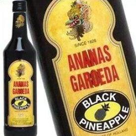 アナナスガルーダ ブラック パイナップル 700ml 14.5度 正規品 リキュール リキュール種類 kawahc 御中元 sale セール お中元 早割 セール価格 決算 アルコール お取り寄せグルメ