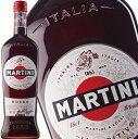マルティーニ ヴェルモット ロッソ 750ml 15度 正規 (Martini Roosso) ワイン イタリア マルティニ ベルモット 赤 甘…