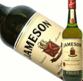ジェムソン 700ml 40度 正規輸入品 Jameson Irish Whisky アイリッシュ ウイスキー アイリッシュコーヒー にオススメ 紅茶 ウィスキー kawahc 御中元 sale セール お中元 早割 セール価格 決算 アルコール お取り寄せグルメ