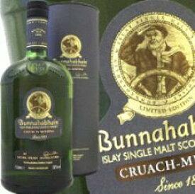 ブナハーブン クラックモナ 1000ml 50度 箱付 ※画像と同じ初期ラベル BUNNAHABHAIN CRUACH MHONAR アイラモルト シングルモルトウイスキー シングルモルト Islay Single Malt Scotch Whisky IslayMalt イギリス英国スコットランド産 アイラ島 kawahc
