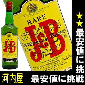 J&B レア 700ml 40度 (J&B Rare Old Scotch Whiskies) ウィスキー kawahc