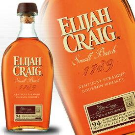 エライジャ クレイグ スモールバッチ 750ml 47度 正規輸入品 ELIJAH CRAIG スモールバッチ バーボン バーボンウイスキー アメリカ SMALL BATCH Bourbon Whisky kawahc