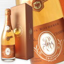 ルイ・ロデレール クリスタル ロゼ 750ml [2008] 箱付 ワイン フランス・シャンパーニュ ロゼ 発泡 シャンパン スパークリング スパー…