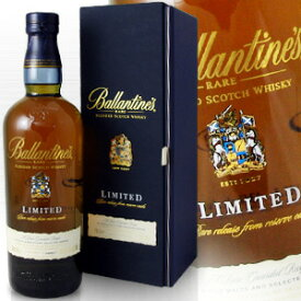 バランタイン リミテッド 700ml 40度 箱付 Ballantine`s Limited スコッチウイスキー スコッチ ウヰスキー ウィスキー ウイスキー Scotch Whisky whiskey kawahc 御中元 saleセール お中元 早割 セール価格 決算 アルコール お取り寄せグルメ