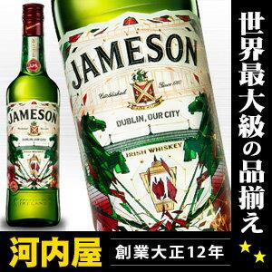 ジェムソン セント パトリックス デー リミテッド [2016] 700ml 40度 正規品 Jameson Irish Whisky アイリッシュ ウイスキー アイリッシュコーヒー にオススメ 紅茶 ウィスキー kawahc