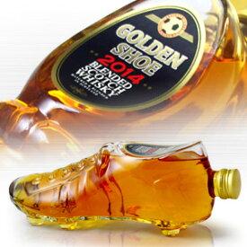 ゴールデンシュー [2014] (サッカースパイク型のスコッチ・ウイスキー) 700ml 40度 箱無し ブレンデッド・スコッチ・ウィスキー ウイスキー kawahc