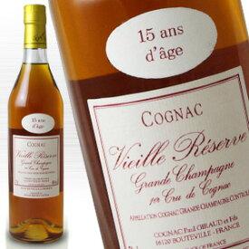 ポールジロー 15年 700ml 40度 正規輸入品 Paul Giraud 15y Cognac ブランデー コニャック kawahc