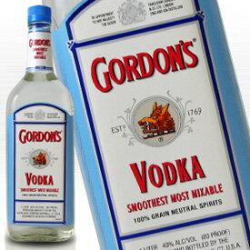 ゴードン ウォッカ 1000ml 40度 Gordon's vodka kawahc