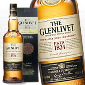 グレンリヴェット マスター ディステイラー リザーヴ 1000ml 40度 箱付 GLENLIVET グレンリベットリザーブ Master Distailer Reserve スペイサイドモルト シングルモルトウイスキー speysidemalt Single Malt Whisky kawahc