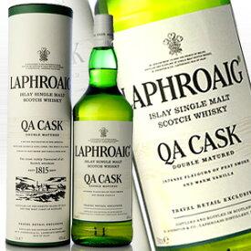 ラフロイグ クエルクス アルバ カスク 1000ml 40度 箱付 Laphroaig QA CASK アイラモルト シングルモルト アイラウイスキーウヰスキーウィスキー IslayMalt SingleMalt Scotch Whisky kawahc 2
