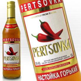 ペルツォフカ ウォッカ 500ml 35度 正規輸入品 PERTSOVKA ロシアンウォッカ Russian Vodka ウオッカ ウォッカ kawahc