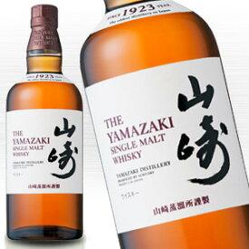 サントリー 山崎 700ml 43度 ノンヴィンテージ suntory yamazaki シングルモルト 国産ウイスキー SingleMalt Japanese Whisky kawahc