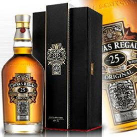 シーバスリーガル 25年 700ml 40度 正規輸入品 箱付 Chivas Regal Blended Scotch Whisky 25years kawahc