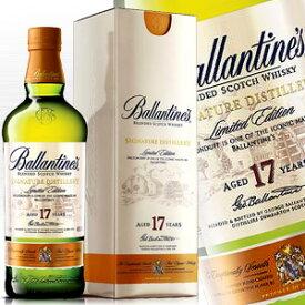 バランタイン 17年 ミルトンダフ エディション 700ml 40度 正規輸入品 箱付 Ballantine`s 17years old Miltonduff Edition スコッチウイスキー スコッチ ウヰスキー ウィスキー ウイスキー Scotch Whisky whiskey kawahc