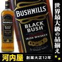 ブラック ブッシュ 1000ml 40度 black bush kawahc