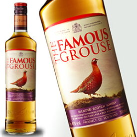フェイマス グラウス 700ml 40度 正規輸入品 THE FAMOUS GROUSE スコッチウイスキー ウヰスキー ウィスキー Scotch Whisky whiskey kawahc ※おひとり様、他のページも含め3本限り