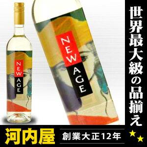 ニューエイジ アルゼンチン産 微発泡 白 ワイン 750ml 正規 new age kawahc