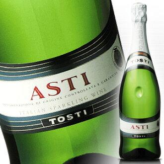 Asti TOSTI 750 ml genuine (Tosti Asti Italian Sparking Wine) wine Italy sparkling champagne-sparkling sparkling wine sparkling hgk kawahc