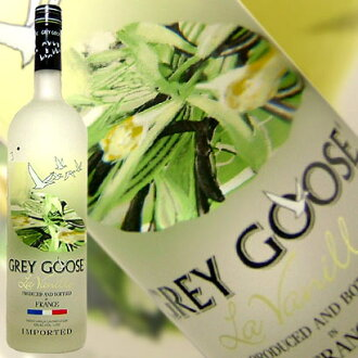 Grey Goose vanilla 1000 ml 40 degrees (Grey Goose La Vanille Vodka) kywyhc