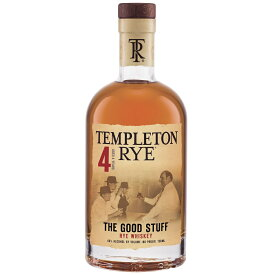 テンプルトン ライ 750ml 40度 4年 正規輸入品 ライウイスキー Templetn rye 4 years rye Whisky kawahc 御中元 saleセール お中元 早割 セール価格 決算 アルコール お取り寄せグルメ