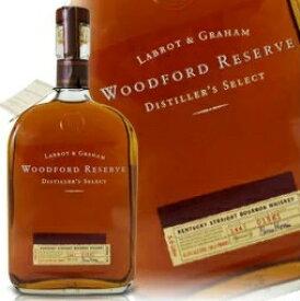 ウッドフォード リザーヴ 1000ml 43.2度 WOODFORD RESERVE バーボンウイスキー Bourbon Whisky バーボン ウヰスキー ウィスキー 米国アメリカ産ウイスキー kawahc