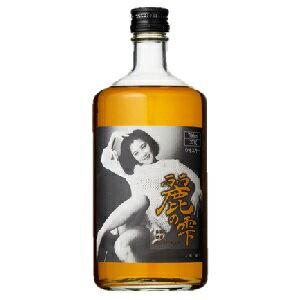 麗の雫 700ml 37度 ウイスキーの似合う昭和の名女優大原麗子さんのラベルを使用した薫り高く味わい深い本格国産ウィスキー kawahc