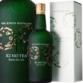 季のTEA 700ml 45度 化粧箱付 京都蒸留所 スーパープレミアム 季の美 クラフトジン The Kyoto Distillery KI NO TEA Kyoto Dry craft Gin KINOBI with Gyokuro & Tencha kawahc
