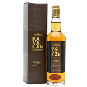 カバラン バーボンオークカスク 700ml 46度 箱付 KAVALAN Single・Malt・Whisky カヴァラン kawahc※実物と画像が違う可能性があります。