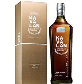 カバラン ディスティラリー セレクト シングルモルトウイスキー 700ml 40度 正規輸入品 箱付 カヴァラン KAVALAN Distillery Select Single Malt Whisky 台湾産 ウヰスキー whiskey 金車威士忌酒廠 ウィスキー kawahc