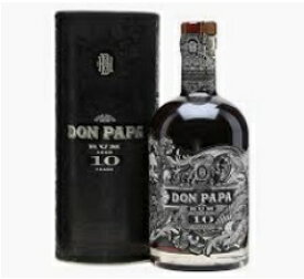 ドンパパラム 10年 ラム 700ml 40度 正規輸入品 箱付 don papa small batch rum 10years philippine Rum プレミアムスモールバッチラム PREMIUM SMALL BATCH Rum kawahc
