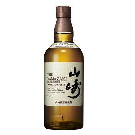 サントリー 山崎 700ml 43度 ノンヴィンテージ suntory yamazaki シングルモルト 国産ウイスキー SingleMalt Japanese Whisky kawahc 御中元 sale セール お中元※国産ウイスキーサイズ種類に関係なくおひとり様1ヶ月1本限り