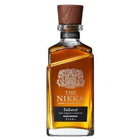 ザ・ニッカ・テイラード 700ml 43度 箱なし The Nikka Tailored Whisky ニッカウヰスキー ニッカウイスキー kawahc