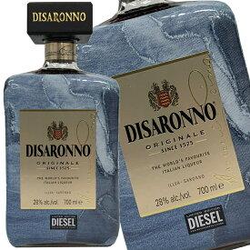 ディーゼルコラボ Disaronno wears Diesel ディサローノ アマレット 700ml 28度 正規輸入品 Disaronno Amaretto アマレット ディ サローノ イタリアンリキュール Italian liqueur リキュール種類 kawahc