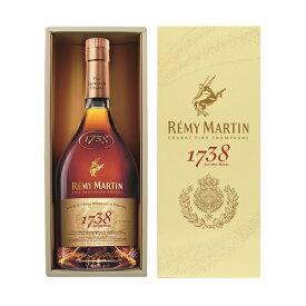 レミーマルタン 1738 750ml 40度 正規輸入品 箱付 コニャック ブランデー Remy Martin kawahc