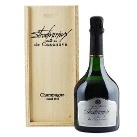 ストラディバリウス 750ml 正規輸入品 木箱入 シャンパーニュ 葉加瀬太郎氏絶賛 シャンパン Stradivarius Champagne hakasetarou kawah