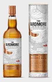 アードモア トラディショナルカスク ピーテッド 1000ml 40度 箱付 ARDMORE TRADITIONAL PEATEDMALT ハイランドモルトHIGHLAND MALT Single Malt Scotch Whisky kawahcシングルモルトウイスキー kawahc