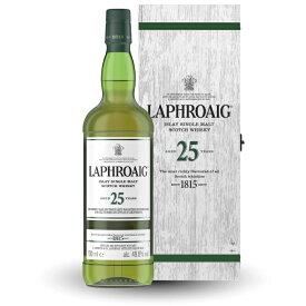 ラフロイグ 25年 カスクストレングス 51度 木箱付 ウィスキー kawahc