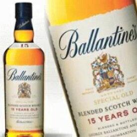 バランタイン 15年 プラキャップ 700ml 40度 Ballantine`s 15years old スコッチウイスキー スコッチ ウヰスキー ウィスキー ウイスキー Scotch Whisky whiskey kawahc 御中元 saleセール お中元 早割 セール価格 決算 アルコール お取り寄せグルメ