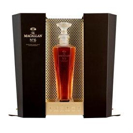マッカラン ナンバー6 ラリックデキャンタ 700ml 43度 箱付 シングルモルトウイスキー Macallan Number6 Lalique Decanter スペイサイドモルト SpeysideMalt Scotch Whisky kawahc ※デキャンタ用の替え栓はついていません。