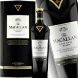 マッカラン レアカスク ブラック 700ml 48度 箱付 The Macallan RARE CASK BLACK スペイサイドモルト シングルモルト スコッチウイスキー SpeysideMalt single malt scotch whisky kawahc 遅れてごめんね母の日