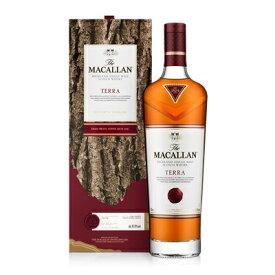 マッカラン テラ 700ml 43.8度 箱付 スペイサイド シングルモルトウイスキー The Macallan Terra スペイサイドモルト SpeysideMalt single malt scotch whisky kawahc